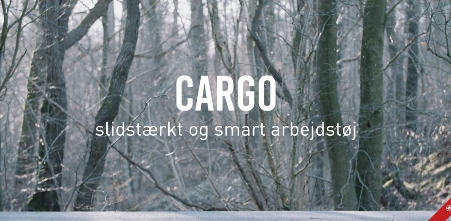 Reklamefilm for ENGEL Workwear CARGO